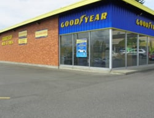 """Provides the Best Care"" Goodyear Courtesy Auto Service and Tire of Tacoma"